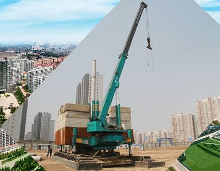 沧州新城建设中的靓丽山河绿