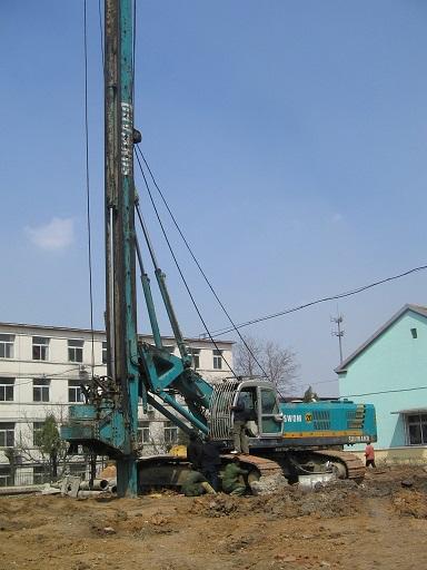 华丽逆袭篇之——山河智能SWDM20旋挖钻机KO其他品牌25旋挖钻机
