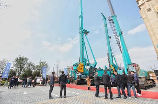 现场签约超5亿 山河智能2021全国客户交流会(杭州站)敲响行业首季强音