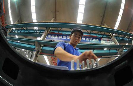 新华社报道:山河智能蝉联全球工程机械50强