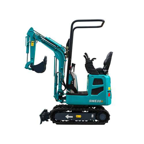 SWE08B 微型挖掘机