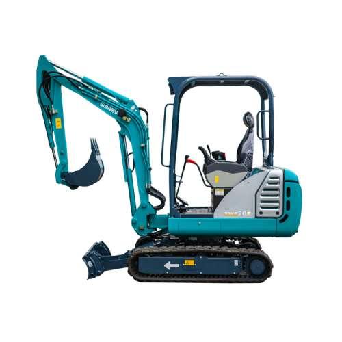 SWE20F 微型挖掘机
