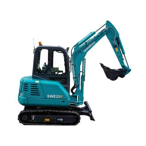 SWE25F 微型挖掘机