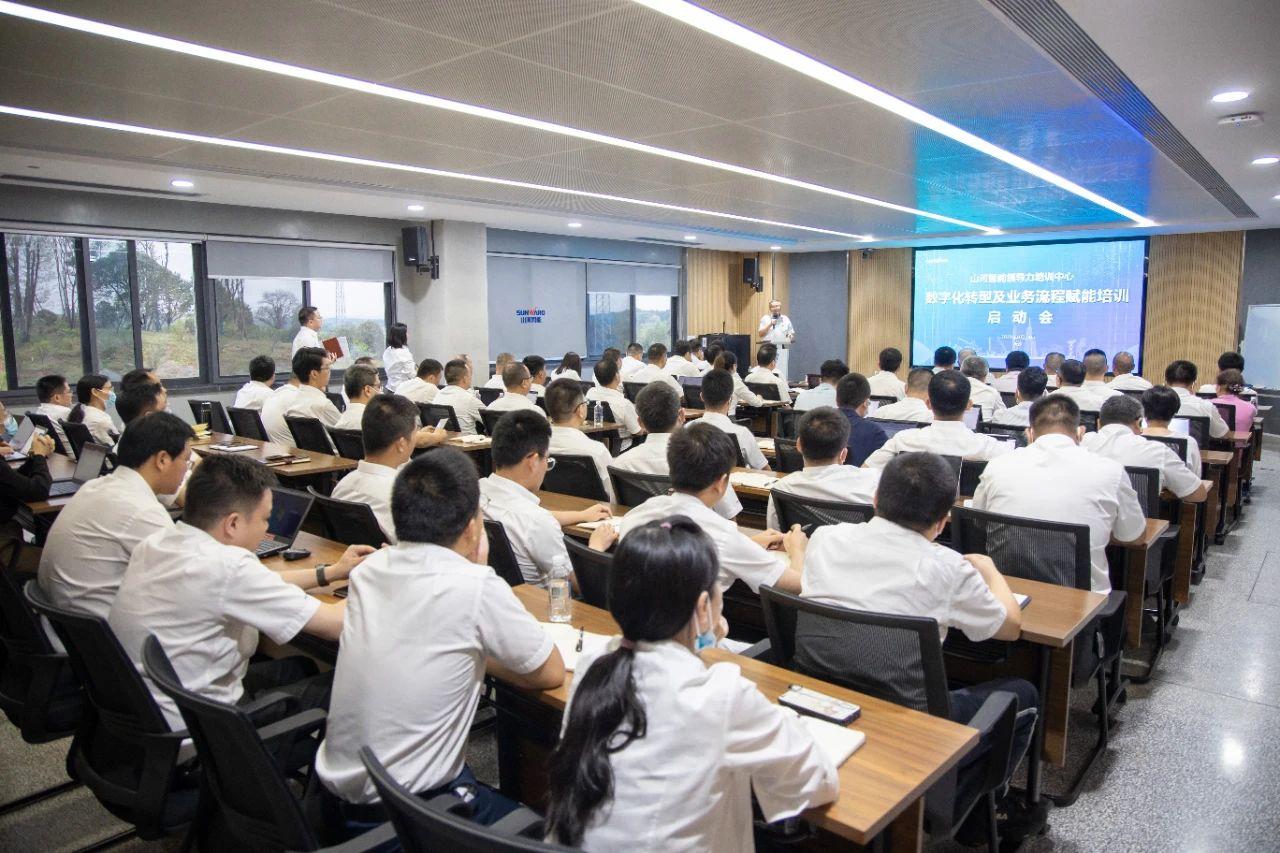强化管理重心下移,山河智能开展领导力培训助力公司高质量快速发展