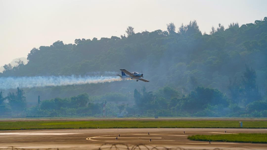 新机、飞行表演…2021中国航展山河航空秀给你看