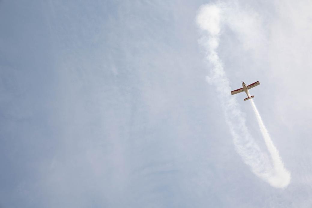 大型挖掘机批量交付、轻型运动飞机推广……这场活动超吸睛