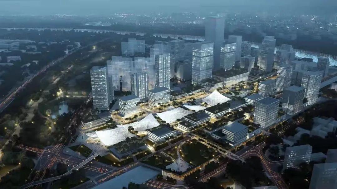大国重器!山河智能超级装备助力北京城市副中心综合交通枢纽站建设